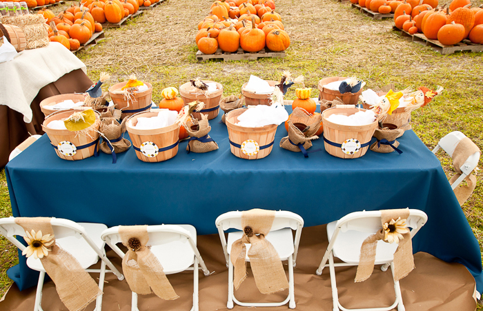 Pumpkin Party | Table Decor