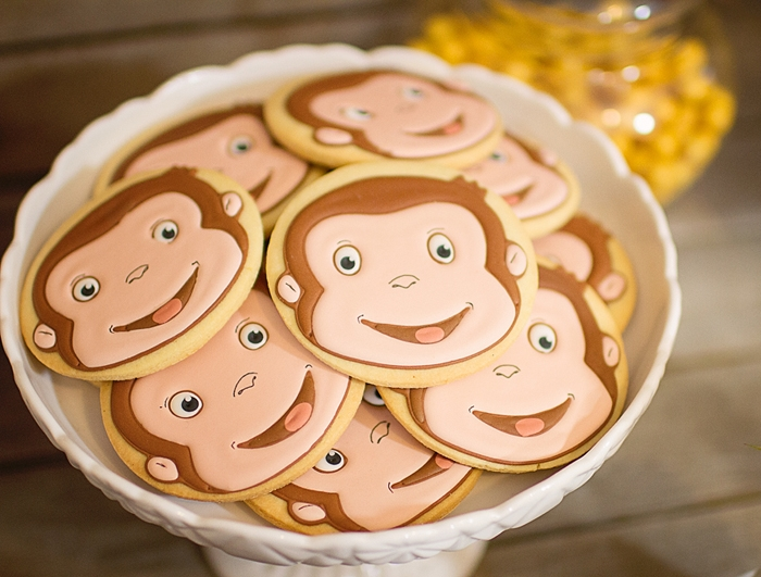 Curious George Guest Dessert Feature Amy Atlas Events