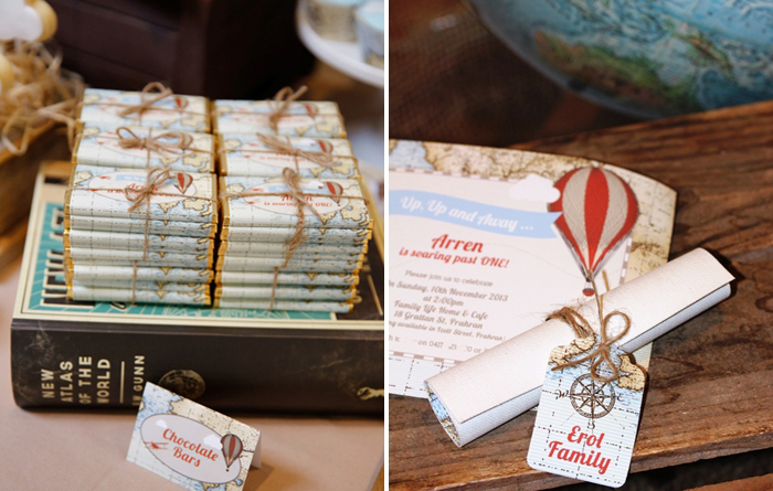 Travel-Party-Invitations