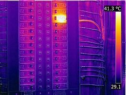 FLIR Ex: ideali per ispezioni termografiche su impianti elettrici