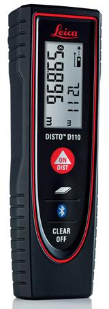 Nuovo Metro laser Leica DISTO D110