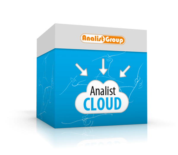 Analist CLOUD per gestire le nuvole di punti
