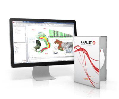 Analist Land Survey Software