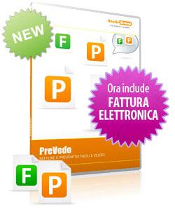 Software fattura Elettronica PreVedo by Analist Group