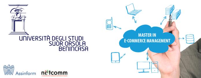 Master in E-Commerce Management - UNISOB Napoli