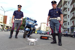 Drone Analist Group per rilievo incidenti stradali