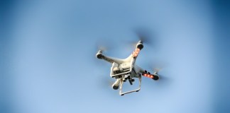 Drone Geometri Trapani Analist Group