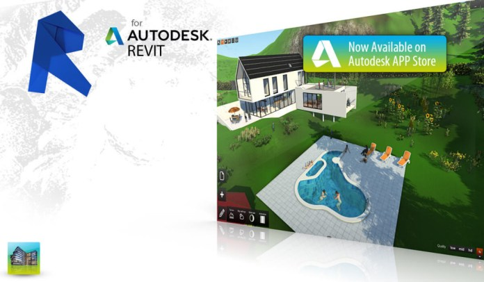 real-time animation software for Autodesk Revit