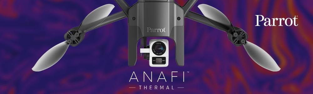 Parrot ANAFI Thermal
