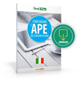 Procedura invio APE Regioni italiane
