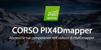 Corso Pix4Dmapper Avellino