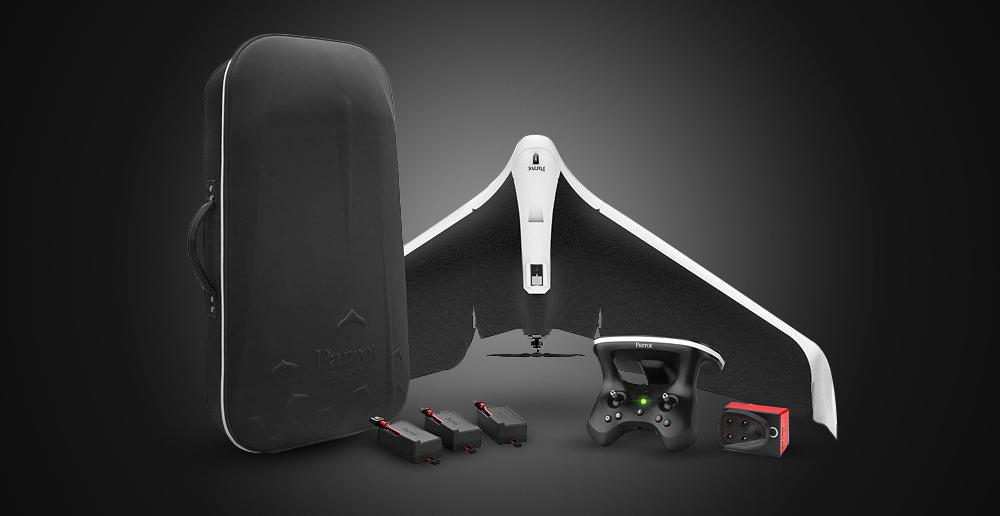 Scopri Parrot Disco-Pro AG, la soluzione completa e accessibile per l'Agricoltura di Precisione