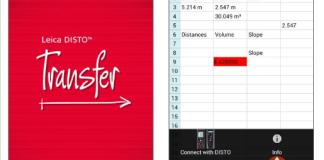 Leica DISTO Transfer Software Bluetooth Leica Geosystems