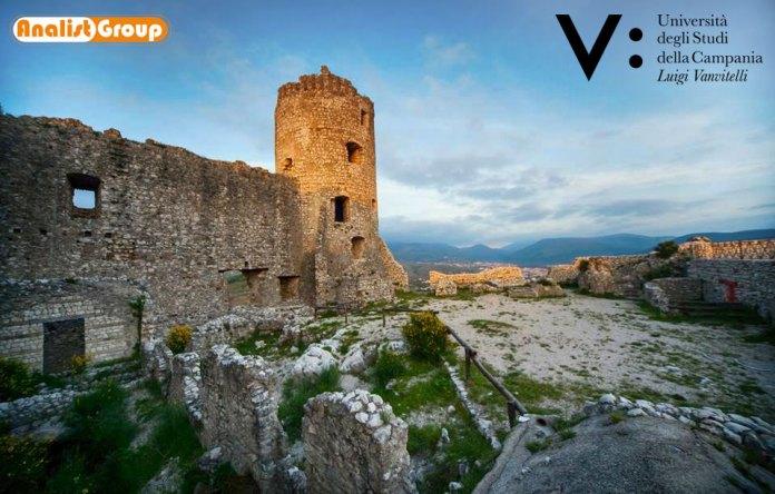 castello avella - rilievo architettonico