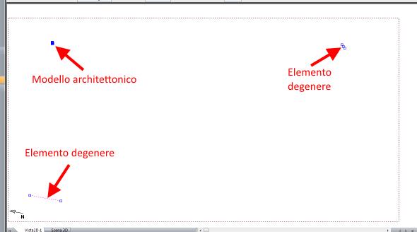 TermiPlan elementi degeneri 2D
