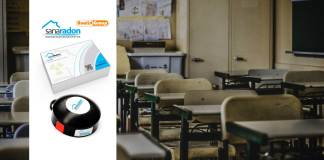 Monitoraggio radon in una scuola