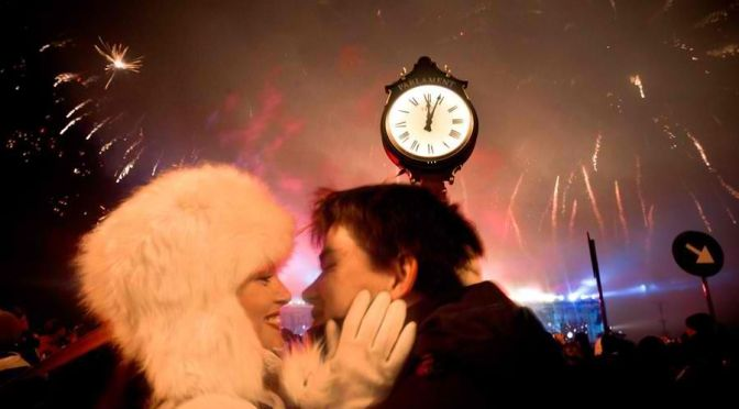 Make Her Fall For You With These New Year Date Ideas