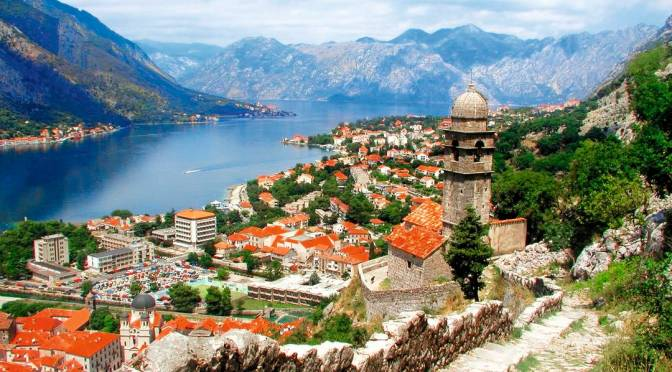 Anastasia Date | Stunning Montenegro Coastline You Should Put On Your Travel List