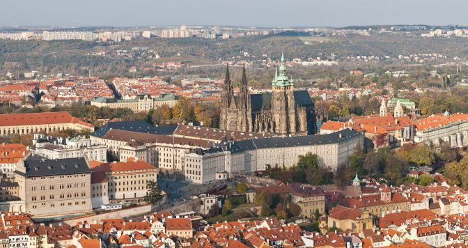 Take in the wonderful places in Prague, a fairy tale city.