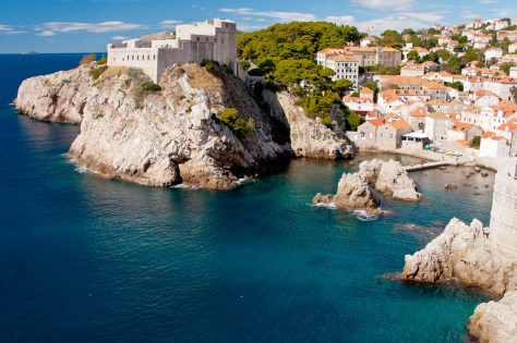 One of the best locations for a mystery trip is beautiful Dubrovnik.