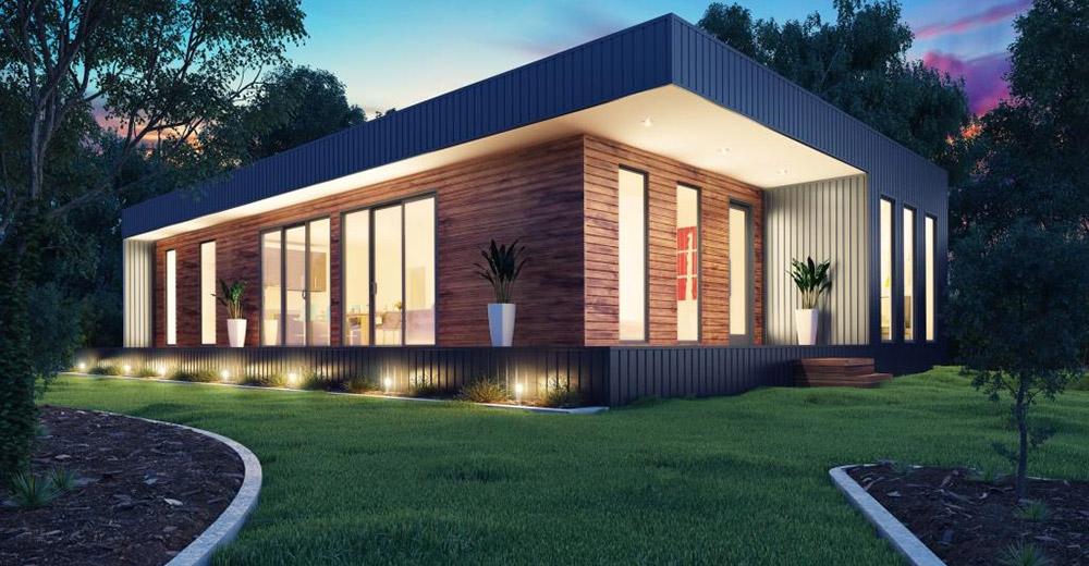 3 Contemporary Modular Home Designs You'll Love