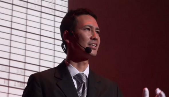 結果だけが、あなたを守る: 川鍋一朗 at TEDxKeio