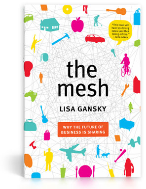 Livro The Mesh