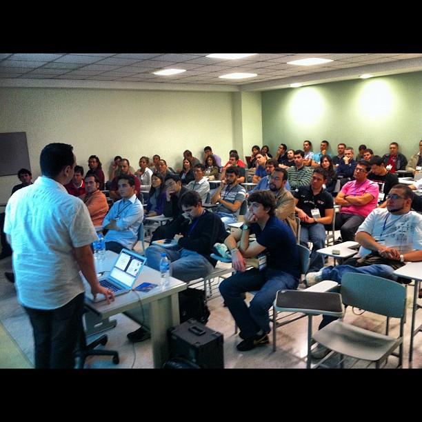 Aconteceu na Trilha Management 3.0 no TDC 2012
