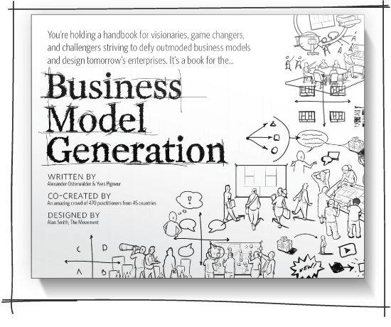 Business Model Generation with Alexander Osterwalder