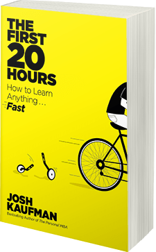 Livro: The First 20 Hours