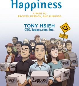 Novo livro da Zappos