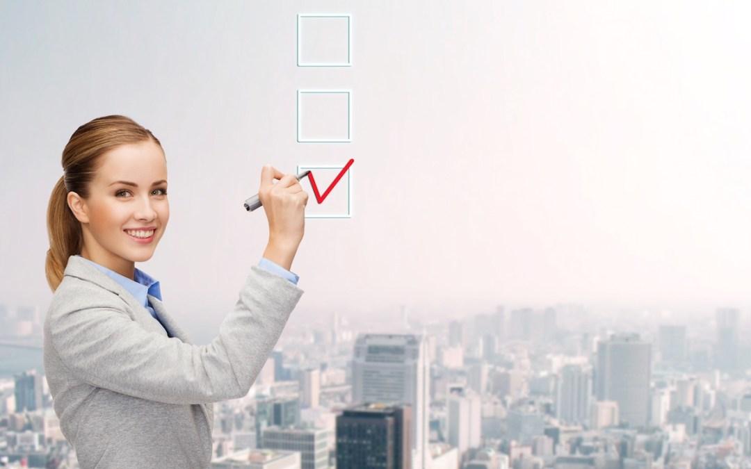 O Manifesto do Checklist