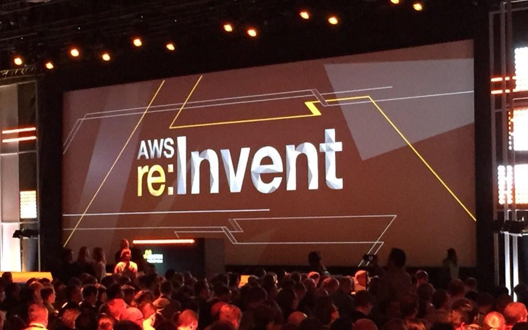 Participação no AWS Reinvent 2014 em Las Vegas