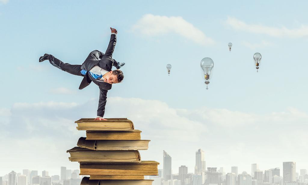 Os melhores livros para CEOs e Executivos em 2018