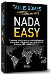 Livro Nada Easy