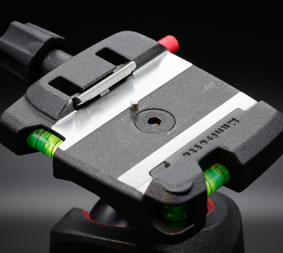 The XPro top lock plate