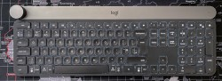 Image of the Logitech Craft Keyboard
