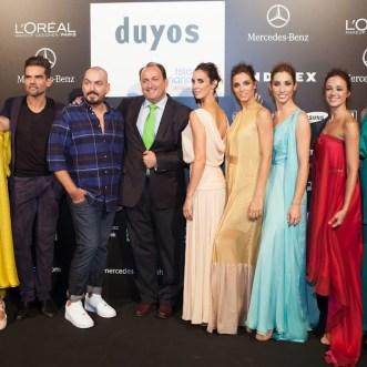 Duyos y el Ballet Nacional de España patrocinan Canarias con su colección «Siete Islas» en la MBFWM
