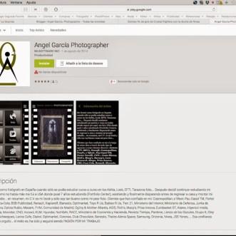 App de AGPHOTO ya disponible para IOs y Android