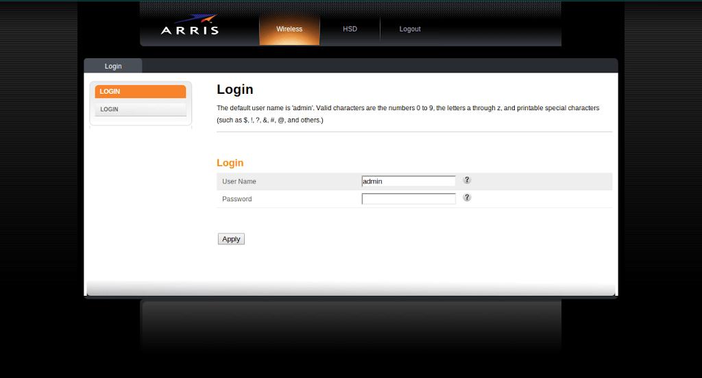 Mejorar la conexion del Cablevision con modem Arris