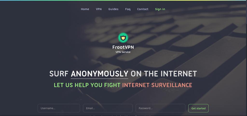 VPN anónima y segura en Linux y Android