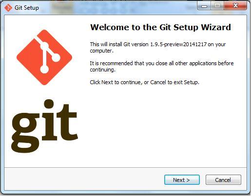Instalar Git en Windows