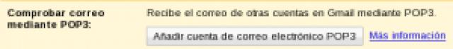 POP3 Gmail