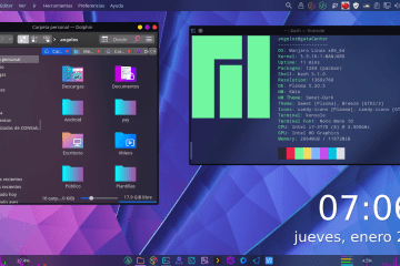 Sweet KDE