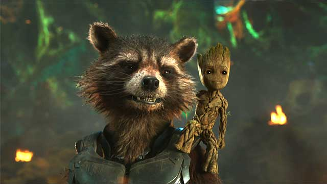 Rocket and Baby Groot Alvise Avati Talks Guardians of the Galaxy Vol. 2 and Essential Creature Animation Advice for Students