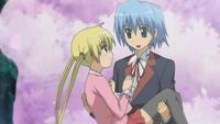 Hayate and Nagi