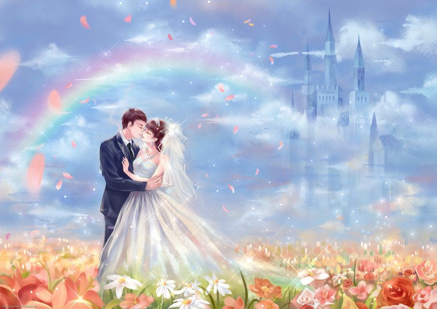 Weddings with a Touch of Anime Music - Anime Instrumentality Blog