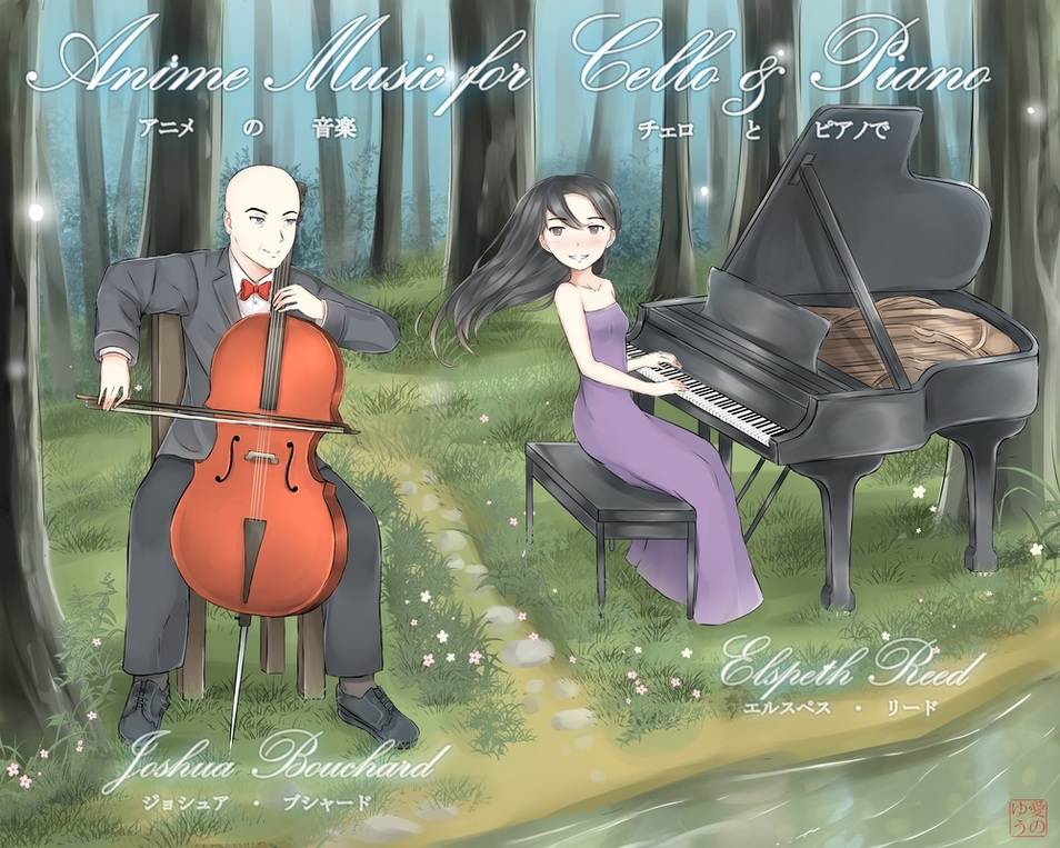 Anime Music for Cello & Piano - Review