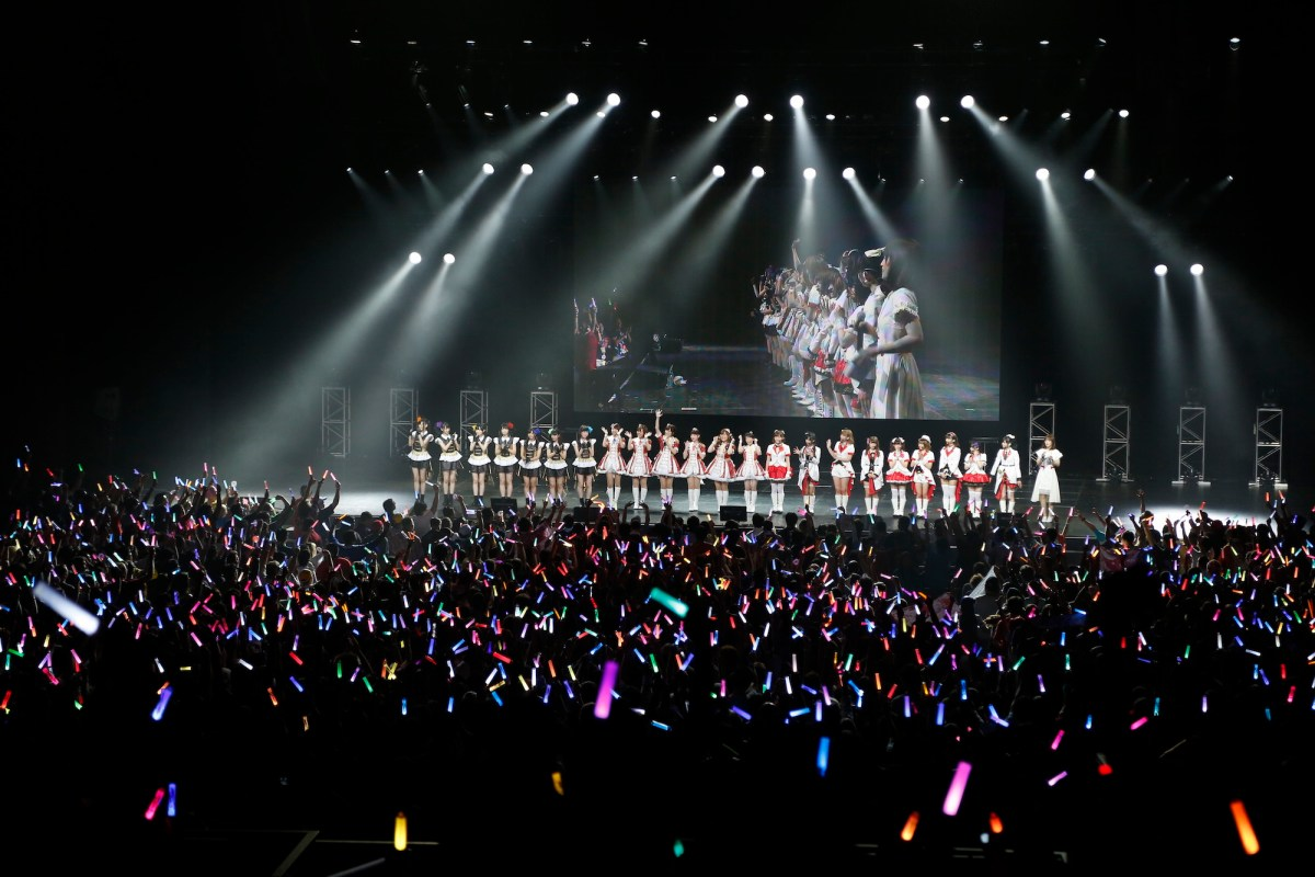 Anisong World Matsuri - Japan Kawaii Live Concert with idolm@ster, Wake Up Girls, Walkure, and Love Live's Aquors
