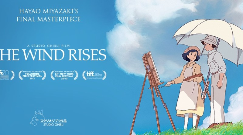 Wind Rises Anime Review